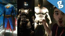JE VISITE UN MUSEE DC COMICS #VLOG