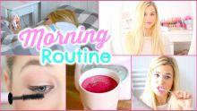 [ GRWM n°21 ] : Morning Routine   Spring Edition 2015 ♡