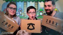 3 COLIS BOX GEEK EN RETARD ! Zbox unboxing   Ejayremy - Ejayremy