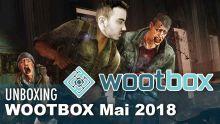 Je dois SURVIVRE à cet UNBOXING ! Wootbox Mai 2018