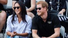 Prince Harry and Meghan Markle make 1st public appearance together in Toronto
