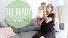 GET READY MAMAN & BÉBÉ !⎪JENESUISPASJOLIE