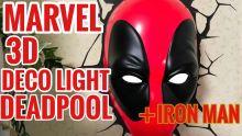 MARVEL 3D DECO LIGHT