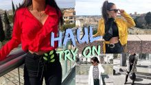 HAUL TRY-ON DU PRINTEMPS ( ça sent l'étééé ☀️)  | Fanny$NL