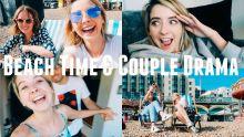 BEACH TIME & COUPLE DRAMA