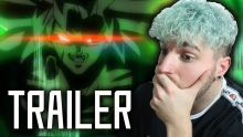 LE NOUVEAU BROLY DU FILM DRAGONBALL SUPER EN ACTION