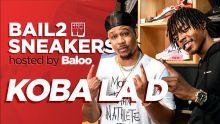 KOBA LaD – Bail 2 Sneakers