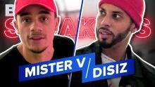 MISTER V & DISIZ - Bail 2 Sneakers