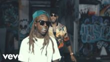 Swizz Beatz ft. Lil Wayne - Pistol On My Side (P.O.M.S) [Official Video]