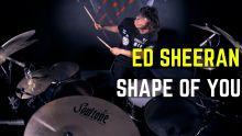Ed Sheeran - Shape Of You | Matt McGuire Drum Cover