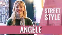 STREET STYLE — ANGÈLE