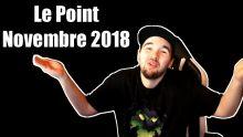 Le Point - Novembre 2018