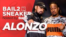 ALONZO – Bail 2 Sneakers