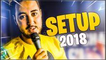 GOTAGA SETUP 2018 - Partie 1 : Mon Bureau !
