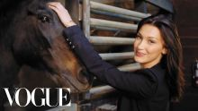 73 Questions With Bella Hadid | Vogue