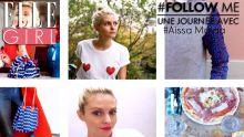 Le Chouchou: L'univers Pop d'Elise Chalmin | Follow Me une journée avec..Aïssa Maïga | Sur ELLE Girl