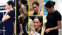 Duchess Meghan Makes Surprise Visit To Smart Works Charity