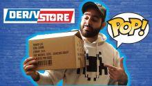Unboxing Funko Pop Deriv'Store! (WWE, Marvel, Le Seigneur des Anneaux...)