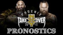 Pronostics NXT TakeOver: Phoenix