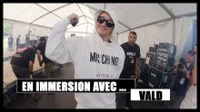 Immersion avec Vald au festival LOLLAPALOOZA avant la sortie de NQNT33 🔥🔥🎥