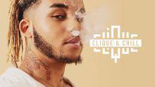 Zola partage sa playlist dans Clique & Chill - CLIQUE TV