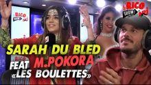 Sarah du bled Feat M.POKORA «Les boulettes » ! Le Rico Show sur NRJ