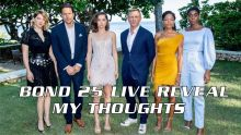 My thoughts on the Bond 25 Live Reveal