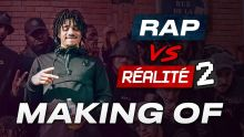 MAKING OF : RAP VS REALITE 2 - MISTER V