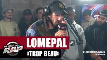 "Lomepal ""Trop beau"" #PlanèteRap"