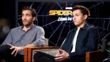 Tom Holland and Jake Gyllenhaal Mexico press tour video! #Tomholland #Spidermanfarfromhome #MCU