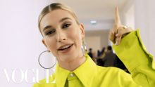 Hailey Bieber's 5-Step Guide to Hosting the Perfect Party | Vogue