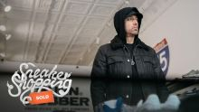 Eminem Goes Sneaker Shopping With Complex