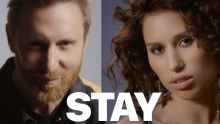 David Guetta feat Raye - Stay (Don't Go Away) (Official Video)
