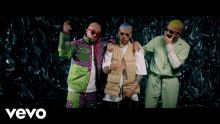 Jhay Cortez, J. Balvin, Bad Bunny - No Me Conoce (Remix)