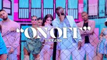SHIRIN DAVID feat. GIMS - On Off [Official Video]