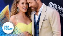 Blake Lively debuts adorable baby bump at 'Pikachu' premiere | USA TODAY