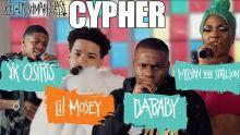 DaBaby, Megan Thee Stallion, YK Osiris and Lil Mosey's 2019 XXL Freshman Cypher