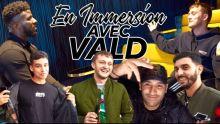 En immersion mouvementée avec Vald et son équipe : clip, promo, écoute avec Heuss L'Enfoiré