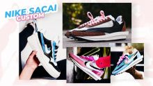 LES MEILLEURES NIKE x SACAI CUSTOM ! | Top 5 Custom #12