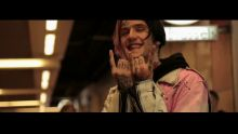 Lil Peep - Downtown prod. lederrick (Music Video)