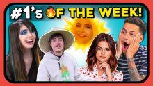 YouTubers React To 10 Things That Were #1 This Week (BTS, Selena Gomez, Kylie Jenner, Joker)