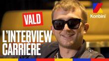 """Vald : """"Je ne cherche pas à provoquer, rien à foutre"""" - Interview Carrière l Konbini"""