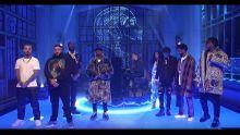 "DJ Khaled Brings Out Lil Wayne, Big Sean, Meek Mill, Lil Baby, SZA, & More On ""SNL"""