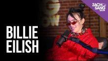 Billie Eilish Talks Coachella, Touring & Injuries