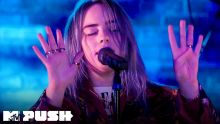 Billie Eilish Performs 'wish you were gay' (Live Performance) | MTV Push
