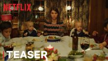 Home for Christmas | Teaser | Netflix