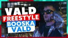 Vald | Freestyle BooskaVald