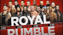 Pronostics Royal Rumble 2020 et Worlds Collide !