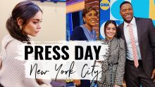 36 Hours in NYC (I almost missed GMA!!) | Vanessa Hudgens