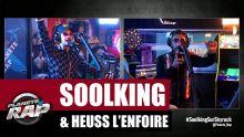 """Soolking """"La kichta"""" ft Heuss L'Enfoiré #PlanèteRap"""